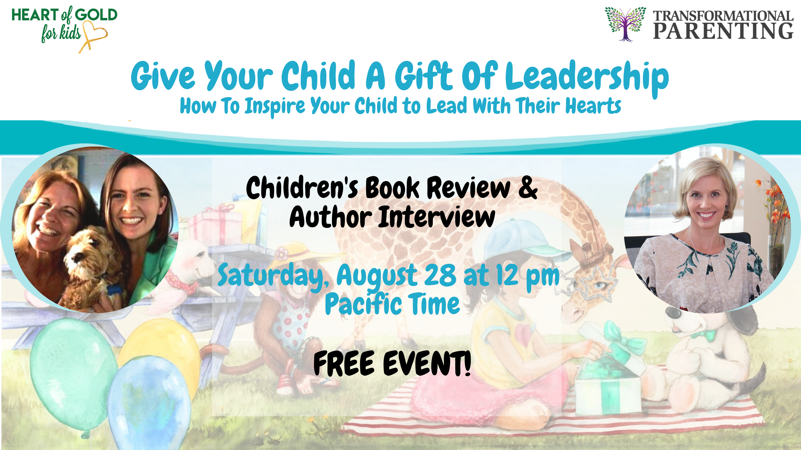 Gift your child a gift of leadership